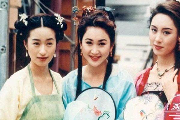 Các mỹ nhân trong phim 'Mối hận Kim Bình'