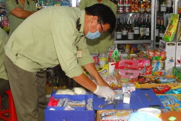 Bắt đầu 'Tháng hành động vì an toàn thực phẩm', 6 đoàn kiểm tra liên ngành Trung ương ra quân