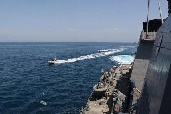 Tại sao Iran liên tục 'khiêu khích' Mỹ và đồng minh ở Vịnh Ba Tư?