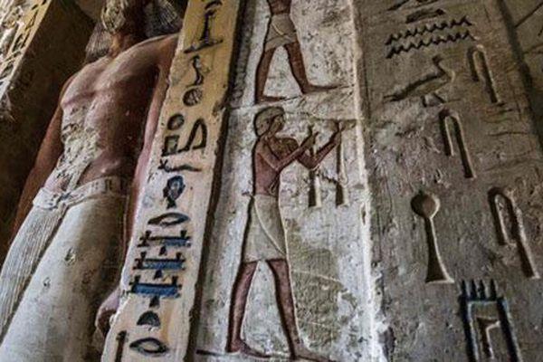 Bên trong căn hầm bí mật 4.400 năm tuổi ở Ai Cập
