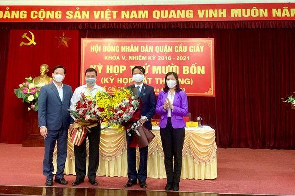 Hà Nội, Bắc Kạn, Kon Tum điều động, bổ nhiệm lãnh đạo mới