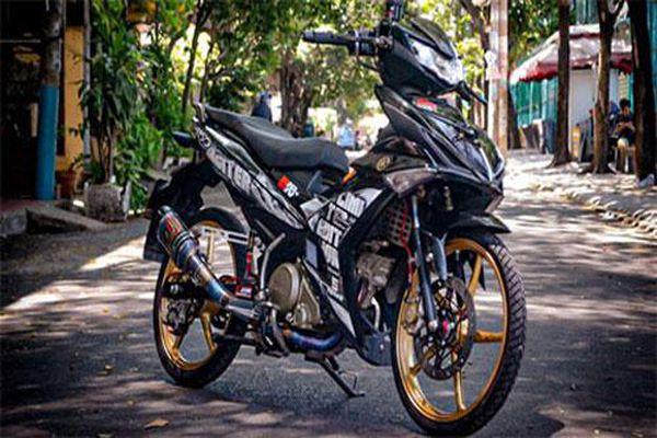Phát thèm với Yamaha Exciter 150 độ phong cách 'Racing Boy' cùng hàng loạt đồ chơi cực chất