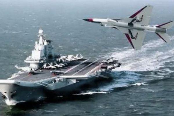 Trung Quốc phát triển biến thể mới của máy bay huấn luyện trên hạm JL-9