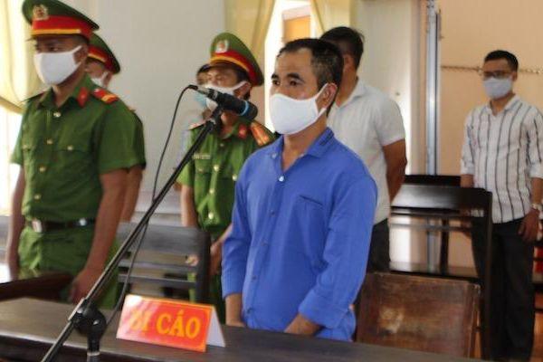 18 tháng tù cho đối tượng chống người thi hành công vụ