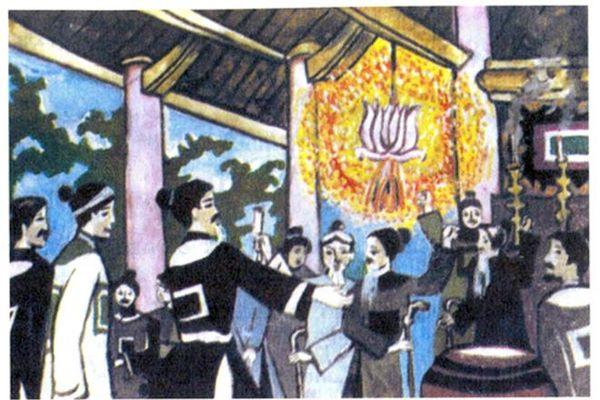 Hội nghị Diên Hồng và lời hẹn thề non sông