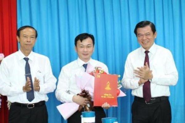 Bà Rịa – Vũng Tàu chỉ định Bí thư Đảng ủy Khối Cơ quan và Doanh nghiệp tỉnh