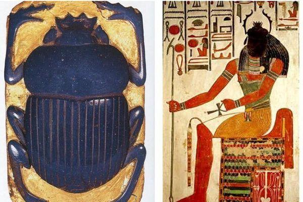 Vì sao loài bọ hung hôi hám được chọn để bảo vệ xác ướp Ai Cập?