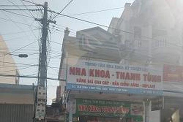 Huyện Trực Ninh (Nam Định): Nha khoa Thanh Tùng hoạt động thời gian dài trong tình trạng 'sắp có giấy phép'