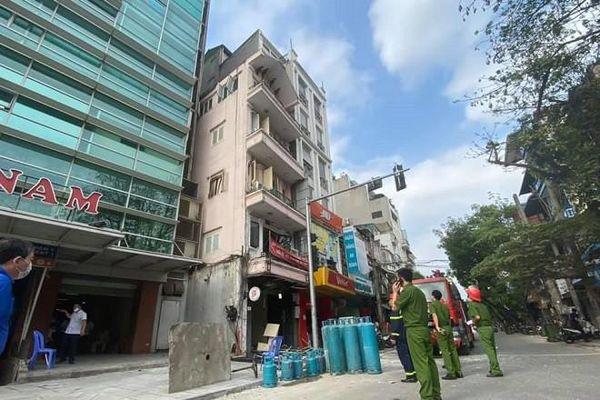 Thông tin mới nhất vụ nổ khí gas ở 32 phố Cửa Nam