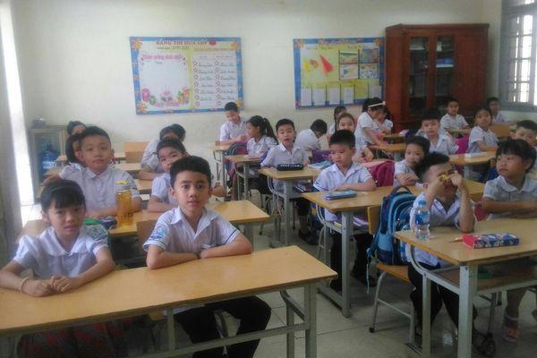 Huyện Đan Phượng: 100% học sinh mầm non, tiểu học tới trường an toàn sau nghỉ dịch