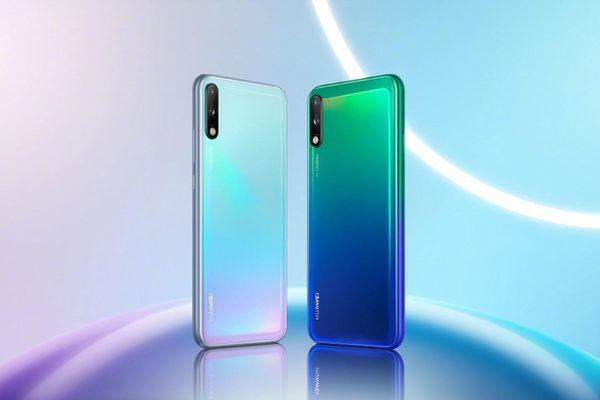 Huawei Enjoy 20 Plus xuất hiện với chip Dimensity 800
