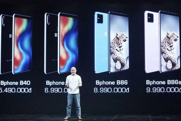 Sau Bphone B86, Bkav bắt tay 'đại gia' Mỹ nhắm mục tiêu phổ cập smartphone 4G giá siêu rẻ
