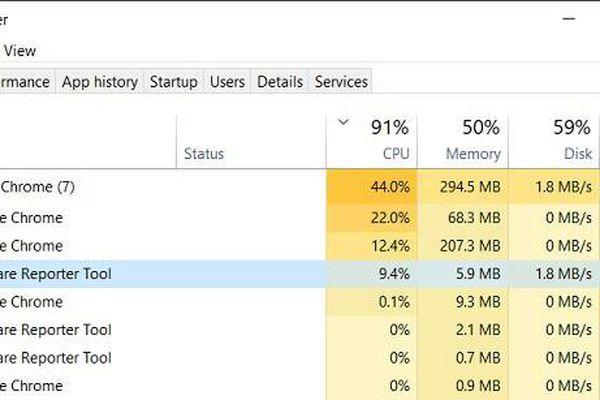 Công cụ Chrome Software Reporter là gì mà chiếm nhiều tài nguyên CPU PC và cách vô hiệu hóa