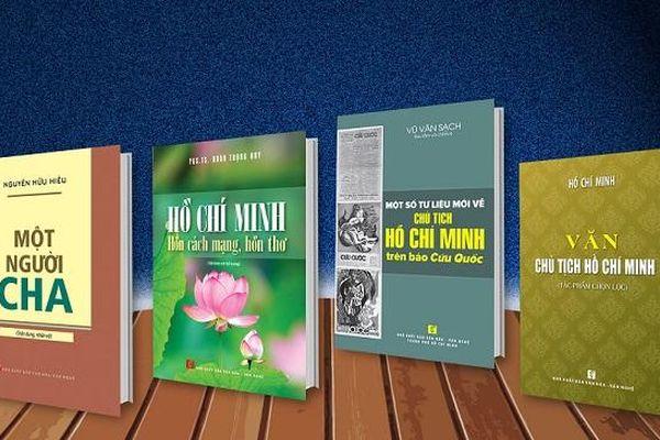 Nhiều tác phẩm hay ra mắt nhân kỷ niệm 130 năm Ngày sinh Chủ tịch Hồ Chí Minh
