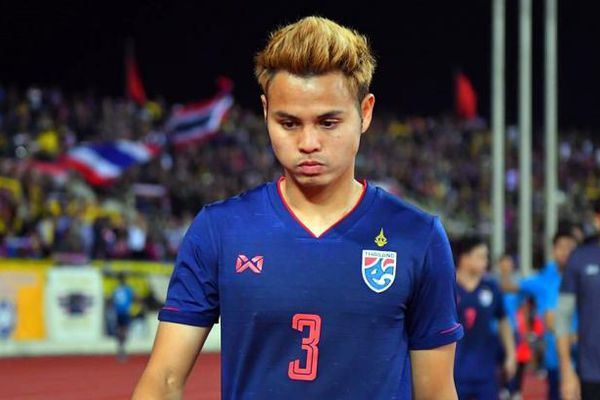 Xếp dưới Việt Nam, sao Thái Lan thừa nhận khó dự World Cup 2022
