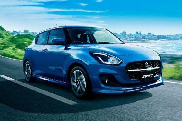 Suzuki Swift 2020 giá từ 333 triệu đồng tại Nhật Bản