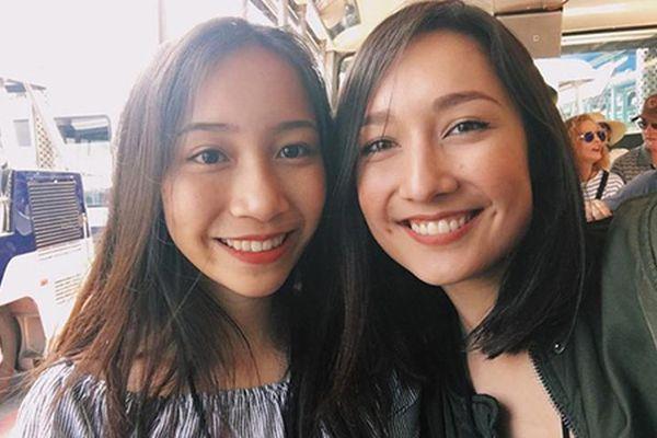 Hai con gái xinh đẹp, tài năng của diva Mỹ Linh - Anh Quân