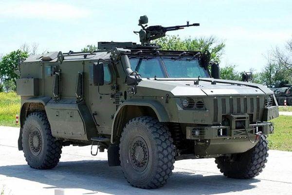 'Giải phẫu' từng phiên bản xe bọc thép chống mìn hàng đầu của Nga