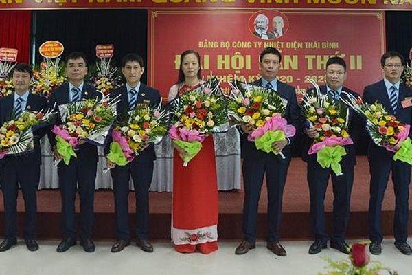Đảng bộ Công ty Nhiệt điện Thái Bình: Phát huy vai trò hạt nhân lãnh đạo, năng động sáng tạo trong tổ chức quản lý, vận hành sản xuất điện