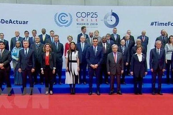 Hội nghị thượng đỉnh COP26 sẽ diễn ra vào tháng 11/2021 ở Anh