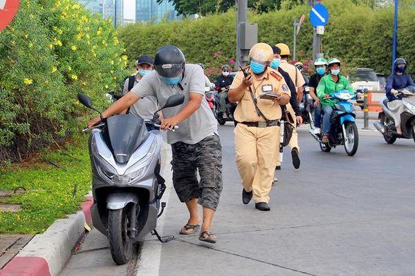 Khi nào được miễn, giảm tiền phạt vi phạm giao thông?