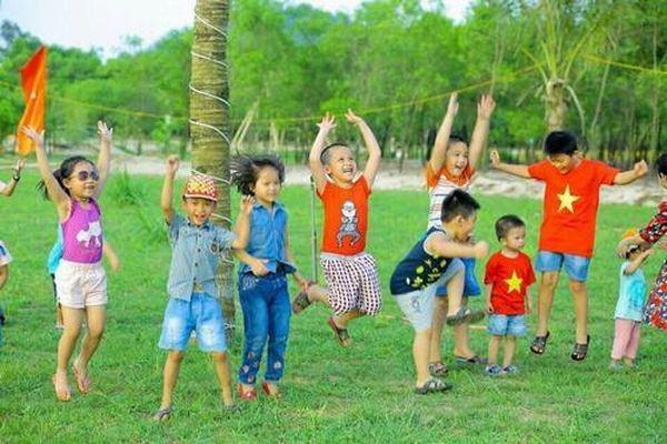 Để trẻ em được an toàn trong vòng tay yêu thương