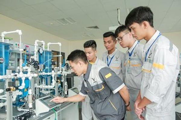 Lần đầu tiên người trẻ Việt có cơ hội học nghề theo chuẩn thế giới