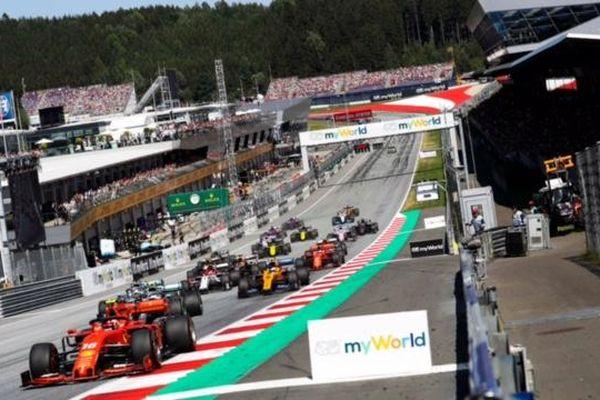Giải đua xe Công thức 1 sẽ trở lại từ ngày 5-7