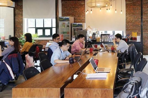 Co-working space đi nhanh hơn sau 'bão'