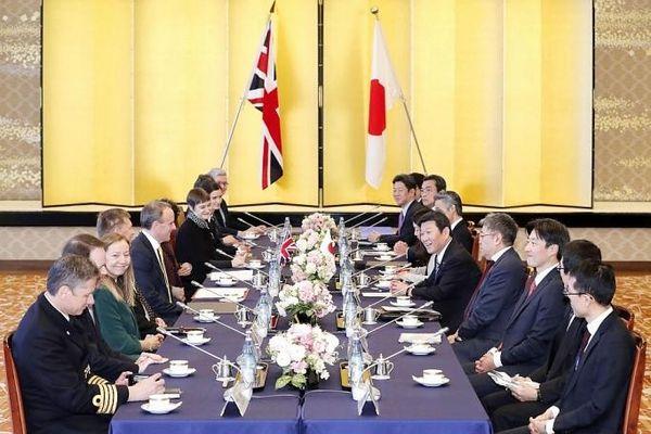Thỏa thuận thương mại Anh - Nhật phụ thuộc vào Brexit