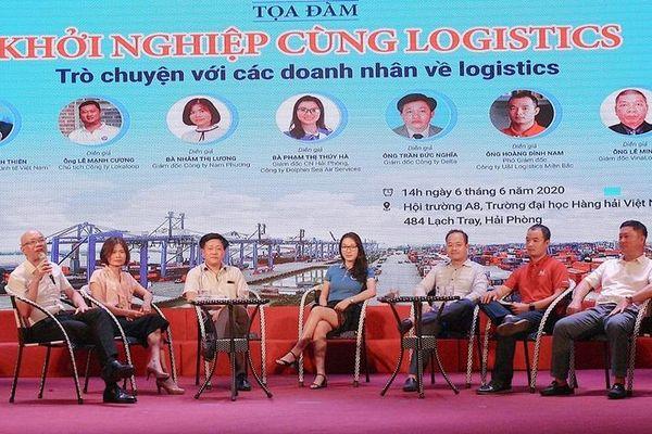 Khởi nghiệp cùng logistics: Cơ hội rộng mở cho người trẻ