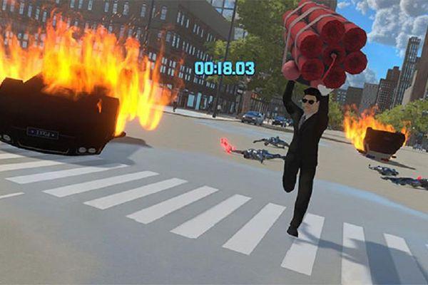 Sinh viên Bách Khoa phát hành game siêu anh hùng trên Steam