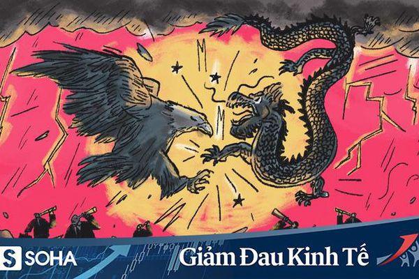 Mỹ-Trung không ngừng 'đại chiến', doanh nghiệp toàn cầu chịu trận trước vô vàn rủi ro
