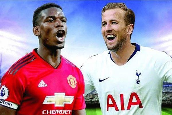 Tottenham vs Man United - cân bằng cường độ cao