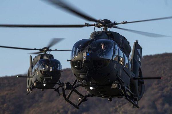Trực thăng UH-72 đe dọa nhầm người biểu tình Mỹ do mệnh lệnh mập mờ