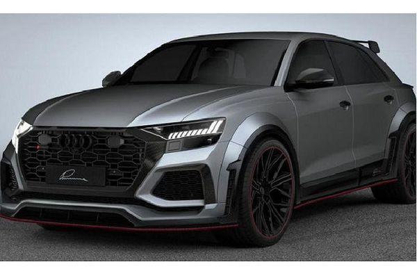 Lumma Design 'xuất chiêu' giúp Audi RS Q8 tăng 700 mã lực