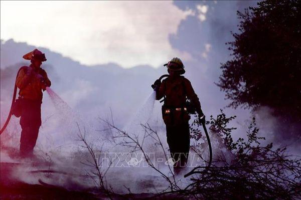Hàng nghìn người sơ tán do cháy rừng lan rộng tại bang Arizona, Mỹ