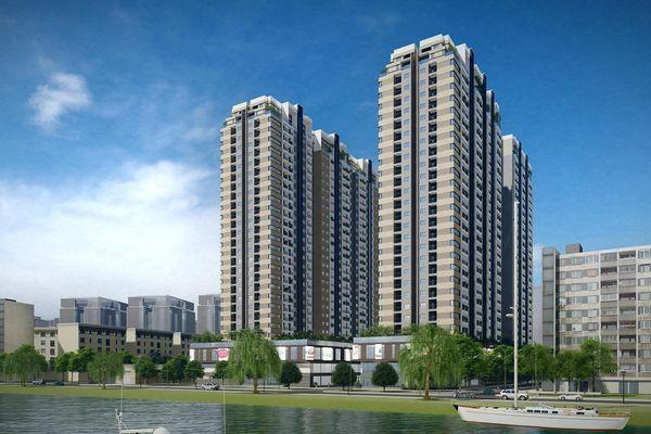 Dự án Sông Đà Riverside về tay LDG Group
