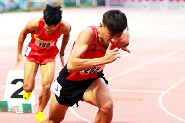 Giải điền kinh Cúp Tốc độ Thống Nhất 2020: Điền kinh Khánh Hòa 'gặt vàng'