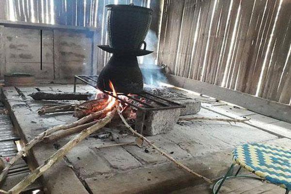 Ý nghĩa của bếp lửa nhà sàn trong đời sống người Thái ở Tây Bắc