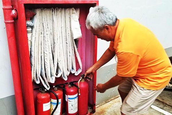 Kiểm tra phòng cháy, chữa cháy tại chung cư Sông Đà Nha Trang: Nhiều hạng mục bị hư hỏng