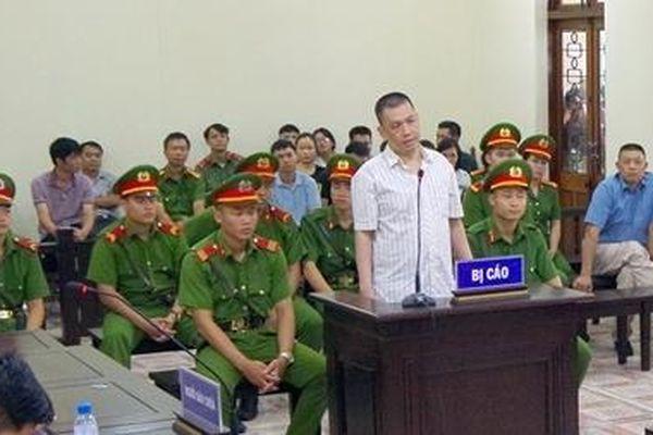 Y án sơ thẩm đối với bị cáo Đào Việt Cường