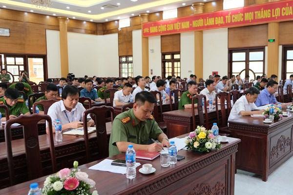 Đảm bảo an toàn hệ thống truyền tải điện trên địa bàn thị xã Phổ Yên