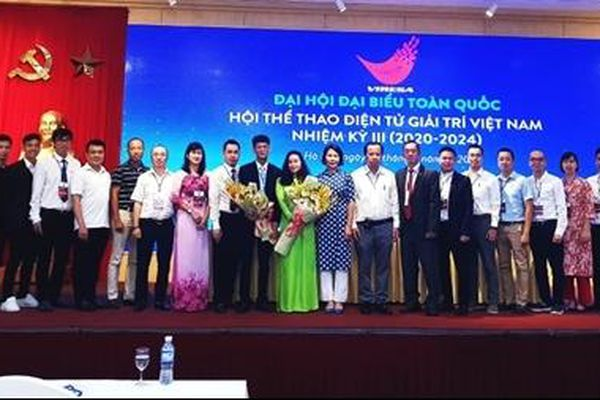Đưa eSport Việt Nam đứng đầu Đông Nam Á