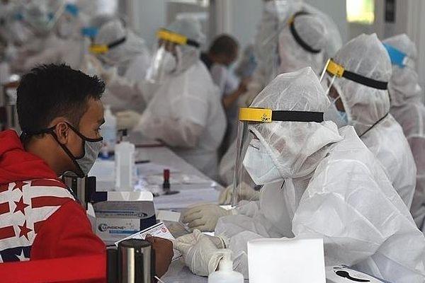 Indonesia ghi nhận số ca nhiễm Covid-19 tăng kỷ lục trong 24 giờ
