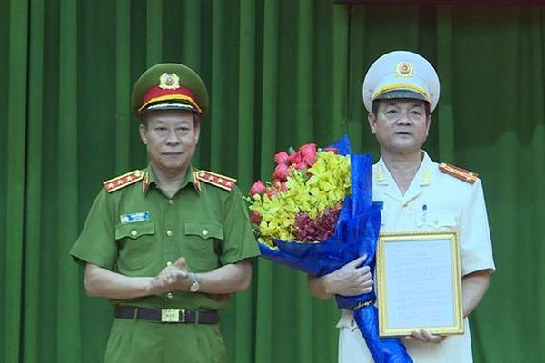 Chân dung 3 tân Giám đốc Công an TP Hồ Chí Minh, tỉnh Lạng Sơn, tỉnh Bắc Kạn