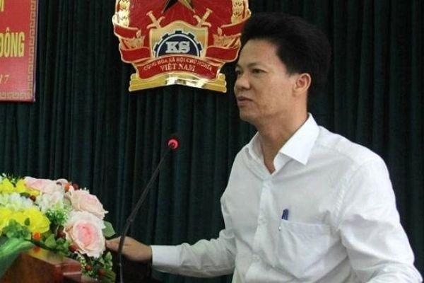 Hà Nội kỷ luật cảnh cáo Bí thư quận ủy Hà Đông Lê Cường
