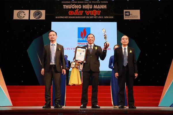 Điện lực Dầu khí Nhơn Trạch 2: Thương hiệu mạnh Đất Việt năm 2020