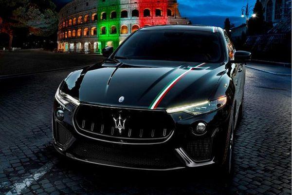 SUV hạng sang Maserati Levante 2021 từ 75.690 USD tại Mỹ