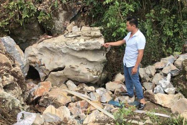 Ngạt khí trong hang, 2 người tử vong ở Cao Bằng